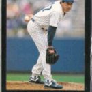 JESSE OROSCO 1992 Leaf Black GOLD Insert #524.  BREWERS