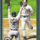 MIKE PIAZZA 2001 Topps #706.  METS
