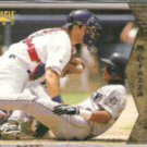 MIKE PIAZZA 1997 Pinnacle #103.  DODGERS