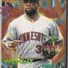 KIRBY PUCKETT 1995 Fleer #212.  TWINS