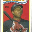 KIRBY PUCKETT 1989 Topps AS #403.  TWINS