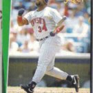 KIRBY PUCKETT 1993 Score Select #4.  TWINS