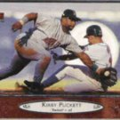 KIRBY PUCKETT 1996 Upper Deck #130.  TWINS