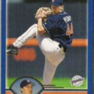 JAKE PEAVY 2003 Topps #570.  PADRES