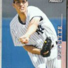 ANDY PETTITTE 1998 Pinnacle #29.  YANKEES