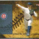 MARK PRIOR 2005 Ultra Follow the Leader Insert #11 of 15.  CUBS