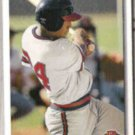 EDUARDO PEREZ 1992 Upper Deck Prospect #52.  BOISE HAWKS
