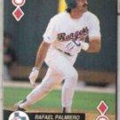 RAFAEL PALMEIRO 1992 Baseball Aces 8-Diamonds.  RANGERS