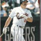 RAFAEL PALMEIRO 1997 Leaf Gamers #388.  ORIOLES