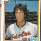 JIM PALMER 1984 Topps Purina #23 of 33.  ORIOLES