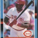 DAVE PARKER 1988 Donruss #388.  REDS