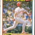 DAVE PARKER 1987 Fleer Best Sluggers #29 of 44.  REDS