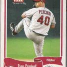 TROY PERCIVAL 2004 Fleer Tradition #118.  ANGELS