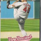 TROY PERCIVAL 2005 Fleer Ultra #44.  ANGELS