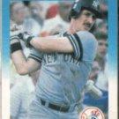 MIKE PAGLIARULO 1987 Fleer #107.  YANKEES