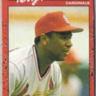 TERRY PENDLETON 1990 Donruss #299.  CARDS