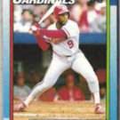 TERRY PENDLETON 1990 Topps #725.  CARDS