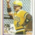 TONY PENA 1982 Topps #138.  PIRATES