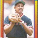 TONY PENA 1990 Topps Traded #90T.  RED SOX