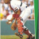 TONY PENA 1993 Score Select #148.  RED SOX