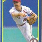 DAN QUISENBERRY 1990 Score #475.  CARDS