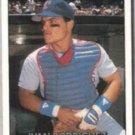 IVAN RODRIGUEZ 1992 Donruss #289.  RANGERS