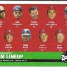 IVAN RODRIGUEZ 2001 UD Vintage Lineup #91.  RANGERS