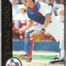 IVAN RODRIGUEZ 1992 Pinnacle Team 2000 Insert #8 of 80.  RANGERS