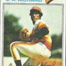 J.R. RICHARD 1977 Topps #260.  ASTROS