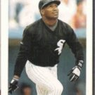 TIM RAINES 1992 Bowman #204.  WHITE SOX
