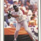 TIM RAINES 1991 Premier #97.  WHITE SOX