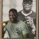 TIM RAINES 1992 Studio #156.  WHITE SOX