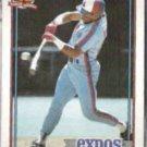 TIM RAINES 1991 Topps #360.  EXPOS