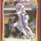 TIM RAINES 1986 Fleer Star Sticker #92.  EXPOS