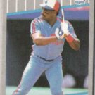 TIM RAINES 1989 Fleer #391.  EXPOS