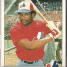 TIM RAINES 1984 Fleer #281.  EXPOS