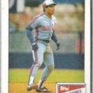 TIM RAINES 1988 Topps Bazooka Gum #15 of 22.  EXPOS