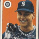 ALEX RODRIGUEZ 2000 Fleer Tradition #391.  MARINERS