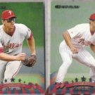 SCOTT ROLEN 1998 Donruss + Checklist 4.  PHILLIES