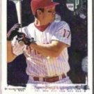 SCOTT ROLEN 1998 UD Star Rookie SE Ins. #2/10.  PHILLIES
