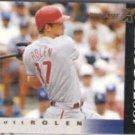 SCOTT ROLEN 1997 Pinnacle Xpress Rookie #134.  PHILLIES