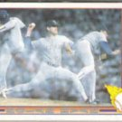 NOLAN RYAN 1991 Pacific In Motion #196.  RANGERS