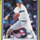 NOLAN RYAN 1991 Topps Post  #17 of 30.  RANGERS
