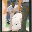 HAROLD REYNOLDS 1992 Leaf Black GOLD Insert #38.  MARINERS