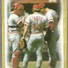 PETE ROSE 1987 Topps #281.  REDS