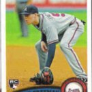 FREDDIE FREEMAN 2011 Topps Rookie #145.  BRAVES