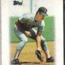 WADE BOGGS 1988 Topps Mini #1.  RED SOX