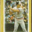 CAL RIPKEN 1987 Topps Mini #40.  ORIOLES