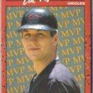 CAL RIPKEN 1990 Donruss MVP #BC-18.  ORIOLES