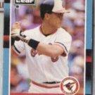 CAL RIPKEN 1988 Leaf #100.  ORIOLES